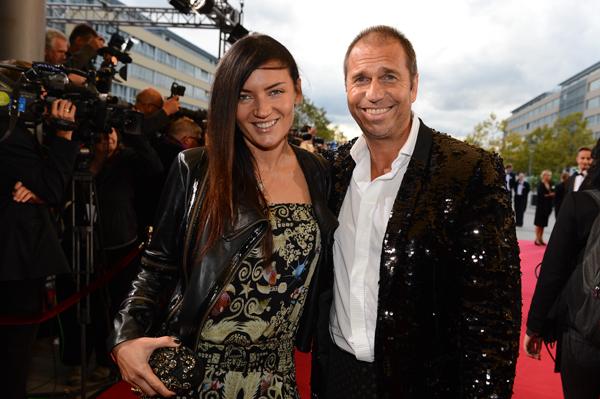 Kai Ebel mit Mila Wiegand