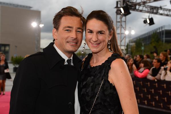 Jan Sosniok und Nadine Moellers