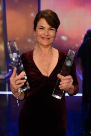 Barbara Auer erhielt den Preis als Beste Schauspielerin und für den Besten Fernsehfilm