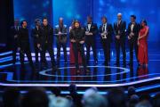 Rea Garvey bedankt sich im Namen des Teams von The Voice of Germany für den DEUTSCHEN FERNSEHPREIS