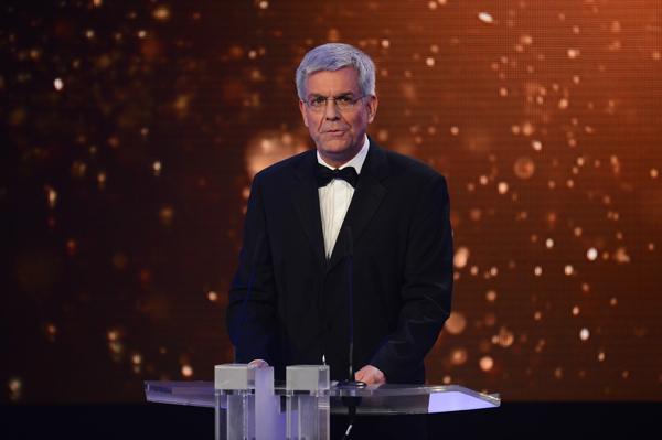 Dr. Thomas Bellut, Intendant des ZDF und Vorsitzender der Stifter des DEUTSCHEN FERNSEHPREISES