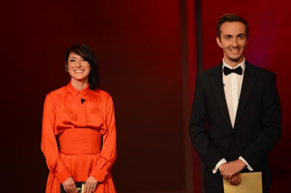 Charlotte Roche und Jan Böhmermann als Laudatoren für den Förderpreis