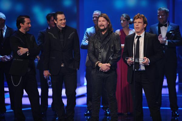 The Voice of Germany gewinnt in der Kategorie Beste Unterhaltung Show