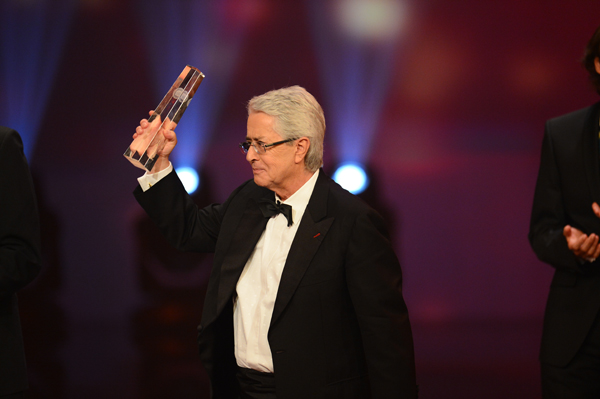 Ehrenpreisträger Frank Elstner
