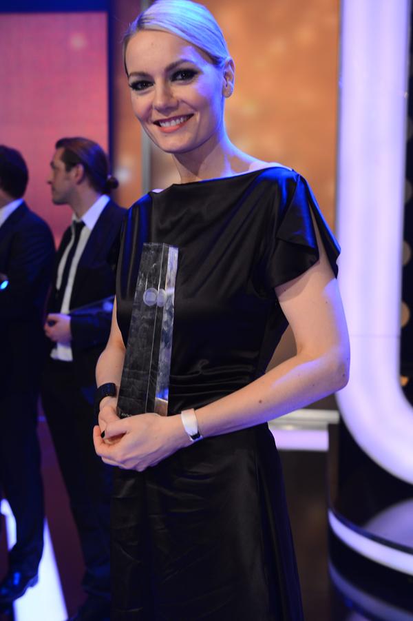 Preisträgerin Martina Hill