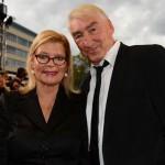 Gottfried John mit Frau Barbara