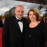 Leonard Lansink mit Maren Lansink