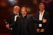 Joachim A. Lang, Jan George und Götz George wurden für George in der Kategorie Besondere Leistung ausgezeichnet