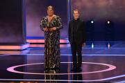 Das Moderatoren-Duo Cindy aus Marzahn und Oliver Pocher