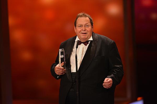 Ehrenpreisträger Ottfried Fischer
