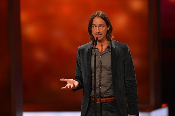Richard David Precht wurde für seine Talksendung Precht in der Kategorie Besondere Leistung ausgezeichnet