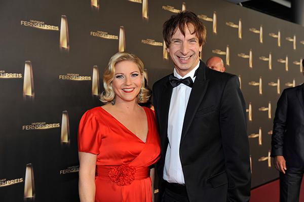 Aleksandra Bechtel und Ingolf Lück