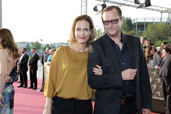 Claudia Michelsen und Matthias Brandt