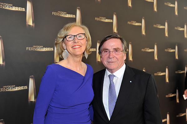Elmar und Anita Wepper