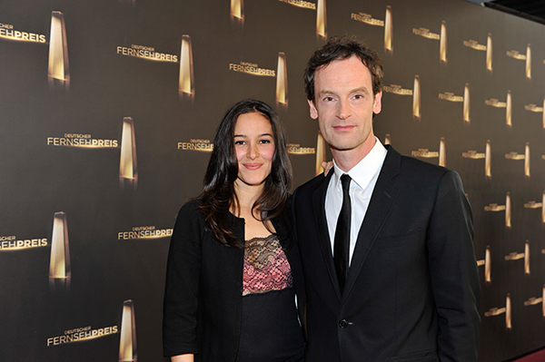 Jörg Hartmann und Silvia Medina
