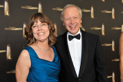 Tom Buhrow und Sabine Stamer