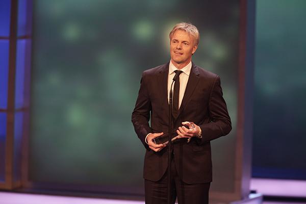 FIFA-WM-Kommentator Tom Bartels