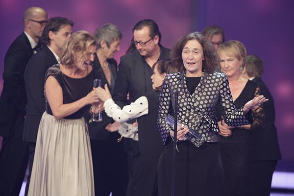 Bester Fernsehfilm für Männertreu: Regisseurin Hermine Huntgeburth