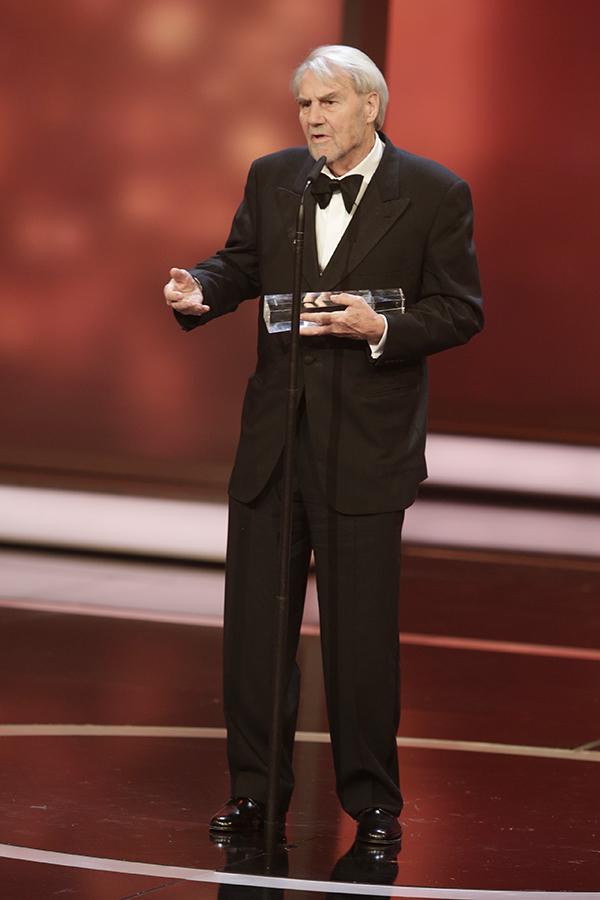 Ehrenpreisträger Gerd Ruge