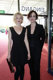 Sinje Irslinger und Nicole Weegmann