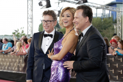 Frank Mutter, Verona Pooth und Guido Maria Kretschmer