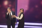 Katharina (li.) und Anna Thalbach präsentieren den Besten Fernsehfilm