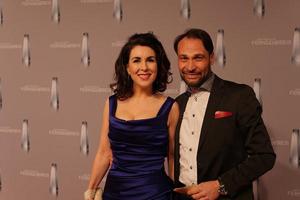 Judith Williams und Alexander-Klaus Stecher