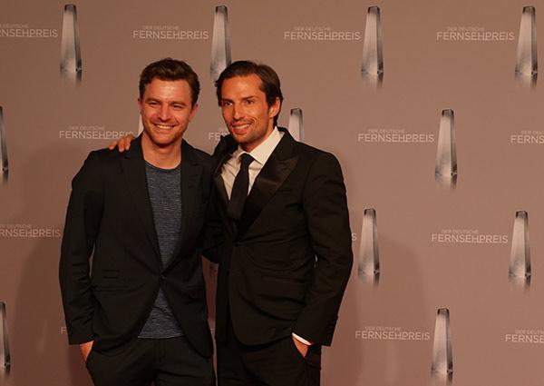 Friedrich Mücke und Quirin Berg