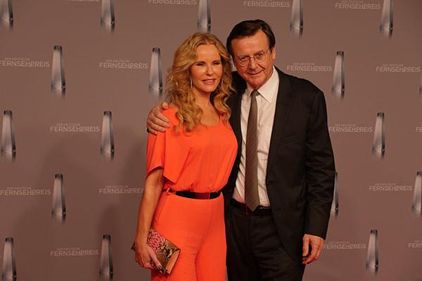 Katja Burkhard und Hans Mahr