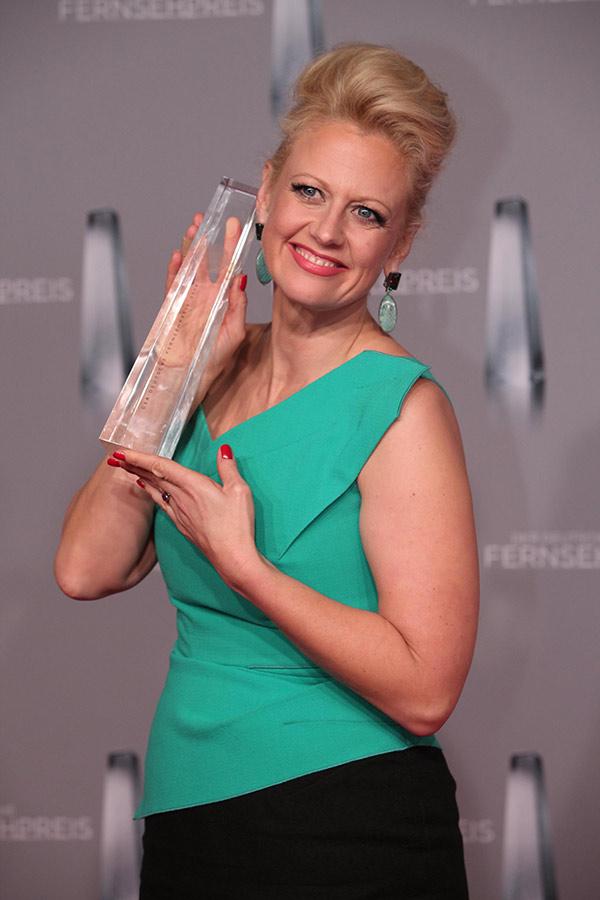Preisträgerin Barbara Schöneberger