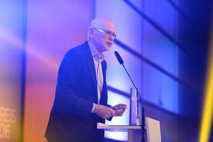 Ehrenpreisträger Günter Wallraff