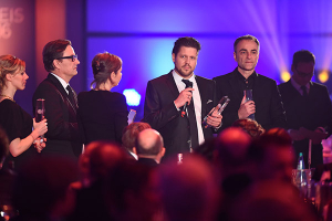 Preisträger Beste Doku Reportage Autorenteam Asternweg Roger Melchior