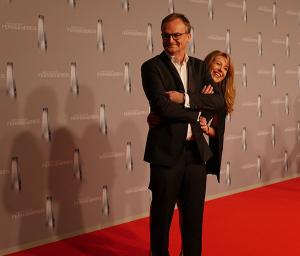 Frank Plasberg und Anne Gesthuysen