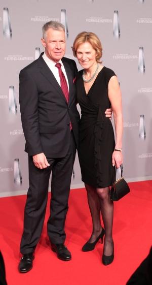 Peter Klöppel mit Frau
