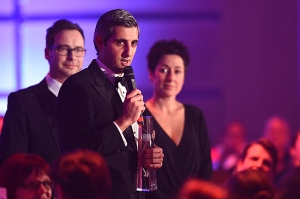 Preisträger Beste Persönliche Leistung Information Michel Abdollahi