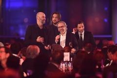 Preisträger Beste Musik für Mordkommission BERLIN 1 Stefan Will und Marco Dreckkötter