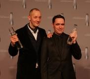 "Tilman Lasch und Matthias Müsse, Szenenbild ""Mordkommission BERLIN 1"""