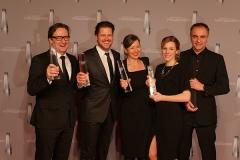 """Michael Beck, Roger Melcher, Cornelia Schulze, Clara Bergener, Bernd Schumacher für """"Asternweg"""""""