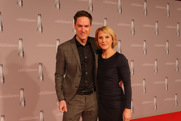Susan Link und Sven Lorig