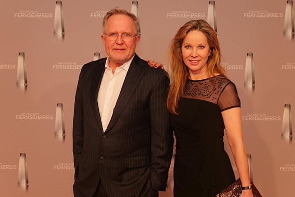 Ann-Kathrin Kramer mit Harald Krassnitzer
