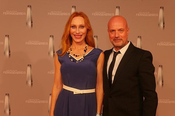 Andrea Sawatzki mit Christian Berkel
