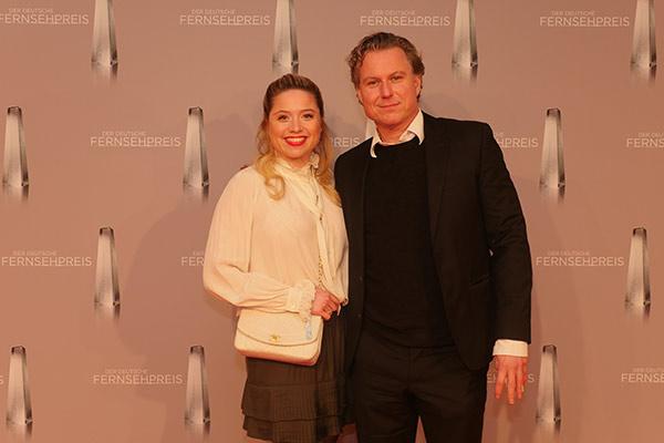 Dirk Borchardt mit Caro Frier