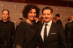 Elena Uhlig mit Fritz Karl