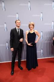 Wulf Schmiese und Marietta Slomka