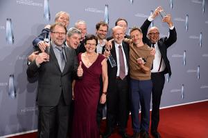"""Team """"Terra X: Der grosse Anfang"""""""