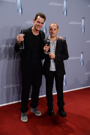 """Tom Tykwer und Johnny Klimek """"Beste Musik"""""""