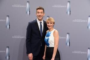 Steffen Hallaschka mit Frau