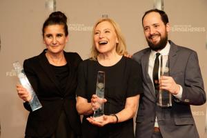 Beste Comedy: Annette Strelow, Maren Kroymann und Philipp Käßbohrer
