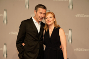 Dirk Steffens mit seiner Frau