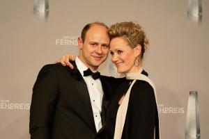 Anna Schudt und ihr Mann Moritz Führmann